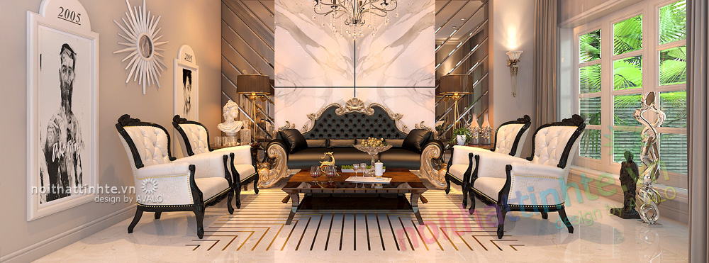 Thiết kế nội thất avalo3