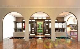 Thiết kế mẫu nội thất nhà Phố đẹp nhất 2015