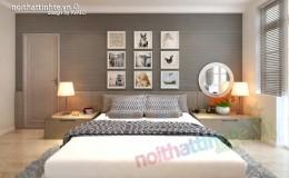 Thiết kế nội thất chung cư với diện tích nhỏ
