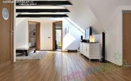 Mẫu thiết kế nhà biệt thự 1 tầng đẹp hoàn hảo ở Malmo, Thụy Điển